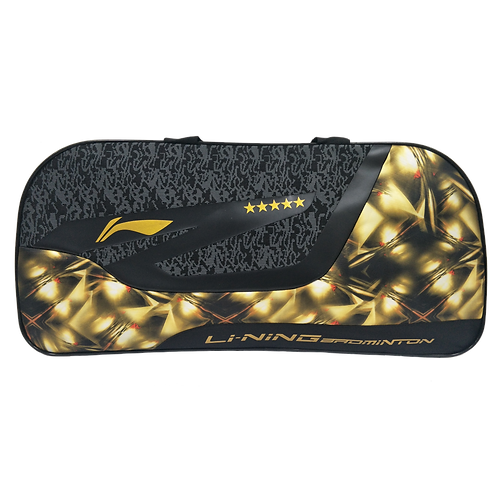 LI-NING 9 in 1 Racket Bag (Gold)