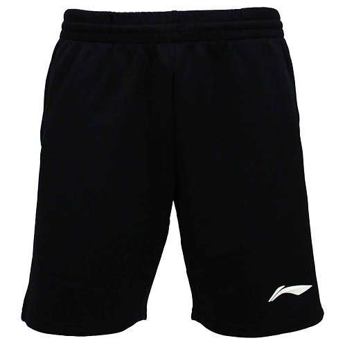LI-NING Badminton Shorts (AKSM519-1 Black)