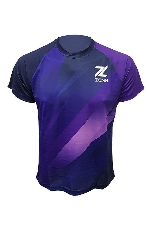 ZENN Tournament T-shirt (ZTST1909-3 Purple)