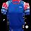 Thumbnail: LI-NING Round Neck T-shirt (ATSP326-4 Blue)