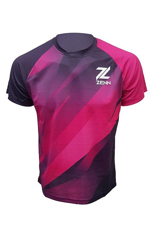 ZENN Tournament T-shirt (ZTST1909-4 Pink)