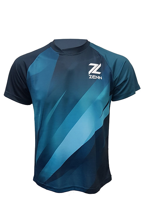 ZENN Tournament T-shirt (ZTST1909-1 Blue)