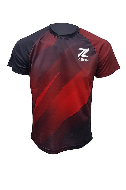 ZENN Tournament T-shirt (ZTST1909-2 Red)