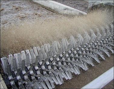 Aeration Rotors Wastewater Treatment Spare Parts | WAM UK