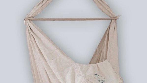 Baby-Hängematte (Dondolo) inkl. Türrahmenklammer