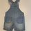 Thumbnail: Latzhose Jeans Grösse 68