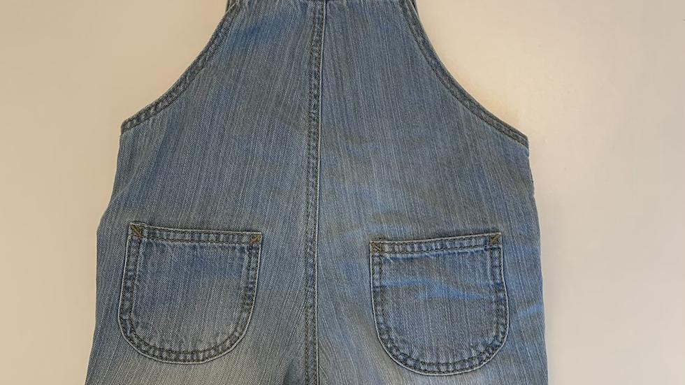 Latzhose Jeans Grösse 68