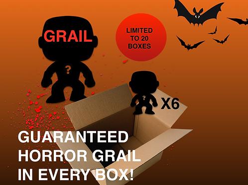 Guaranteed Grail  Over Value Mystery Box