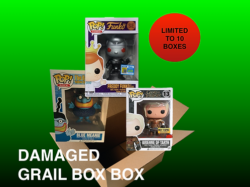 DAMAGED GRAIL BOX