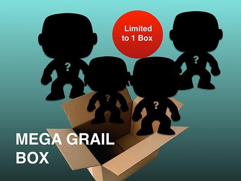 DAMAGED MEGA GRAIL BOX