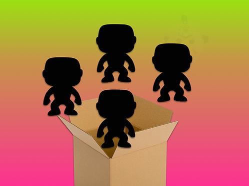 $100 Funko Mystery Box