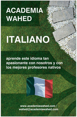 Poster italiano