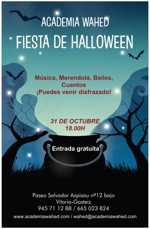 Fiesta de Halloween 2016