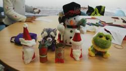Papá Noel y Rudophs