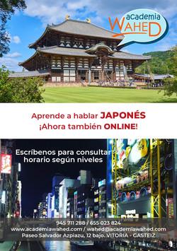Wahed Japonés
