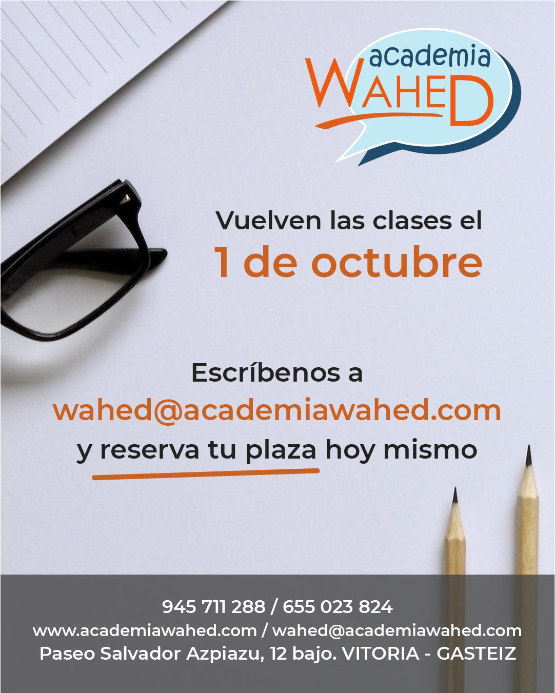 Wahed-reserva tu clase