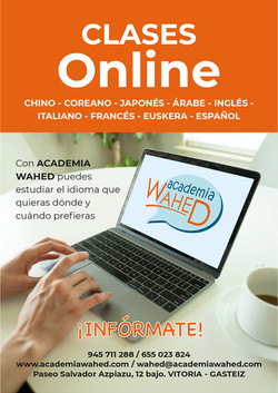 Clases Online Wahed