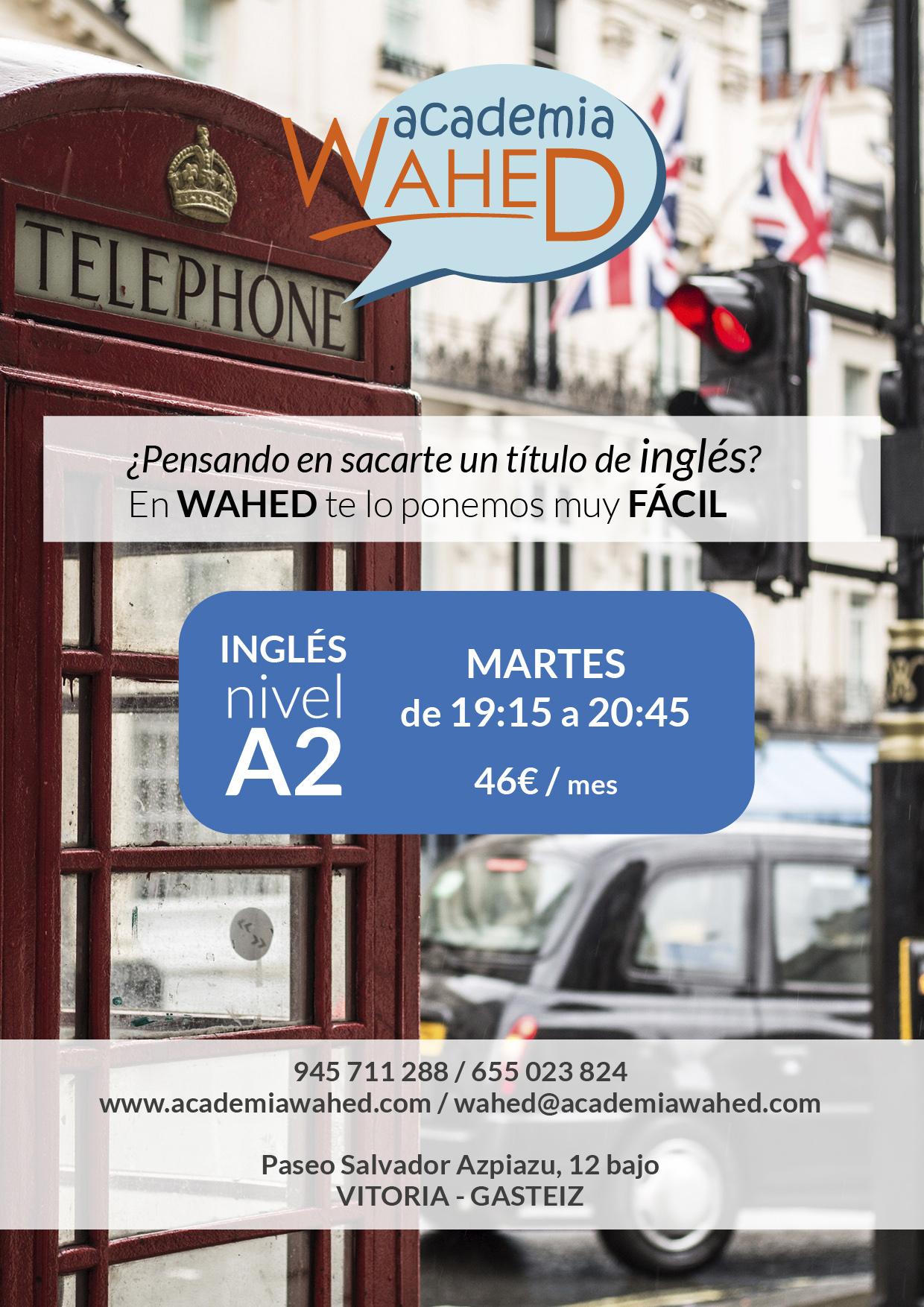 Wahed-cartel febrero 2019_nivel A2