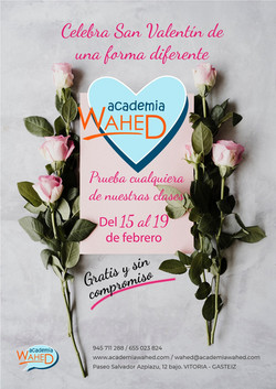 San Valentin Wahed