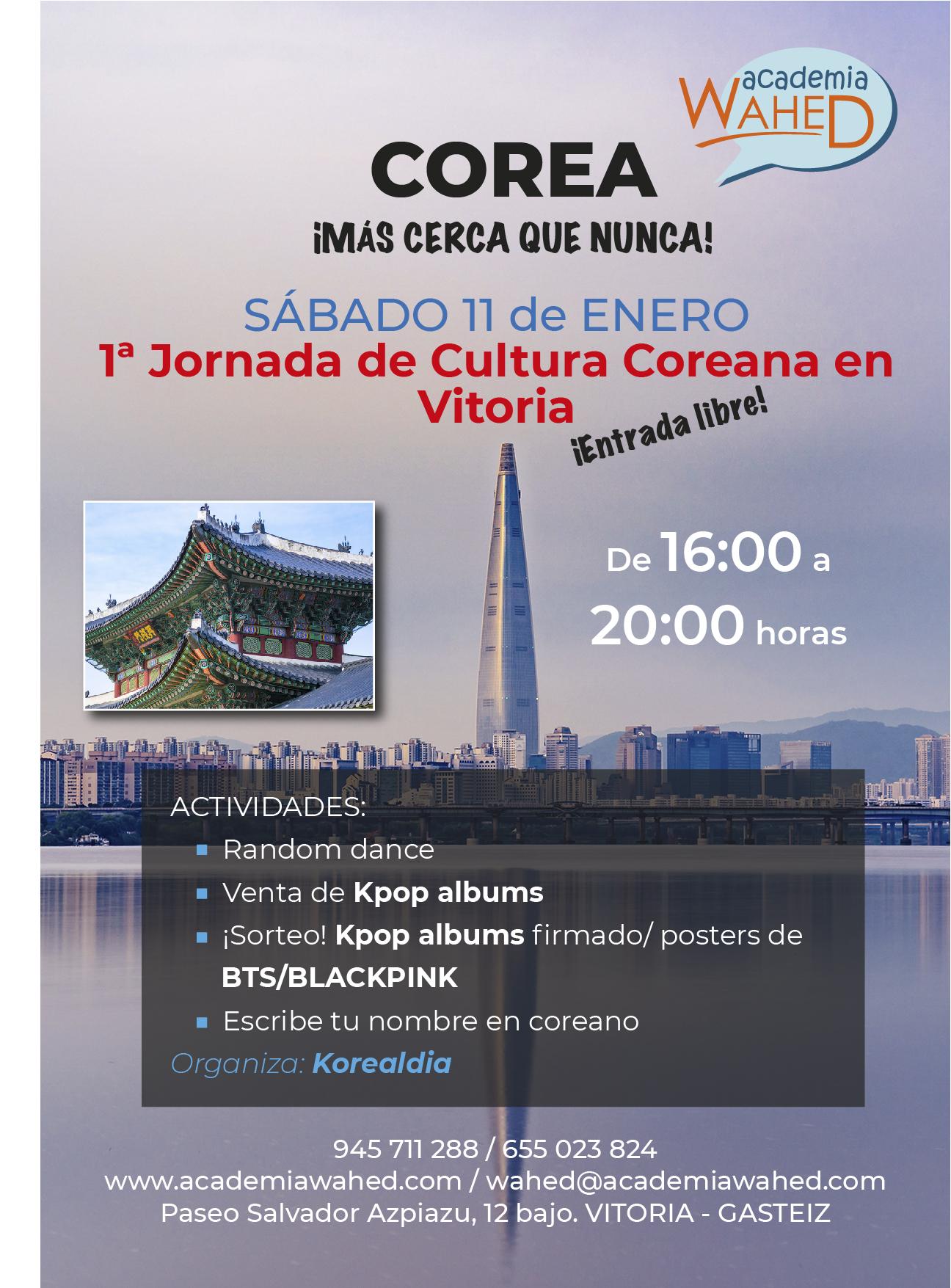 Wahed-evento coreano enero 20