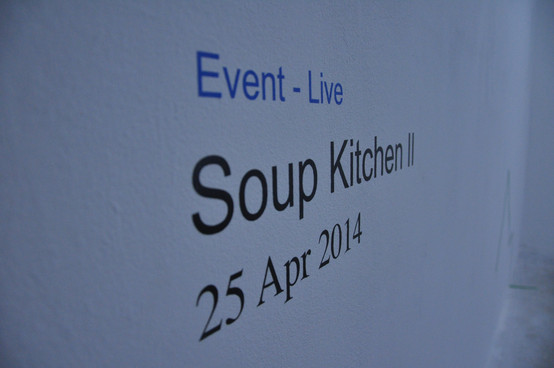 Soup Kitchen II: Welcome to the Kitchen