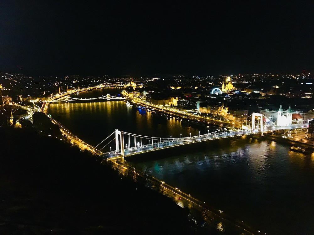 「ドナウの真珠」ブダペスト