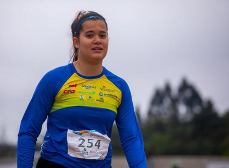 Verônica Hipólito é convocada para Mundial de Atletismo