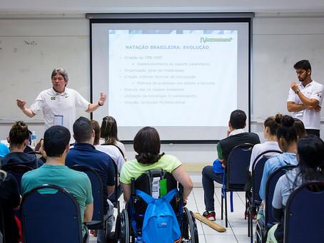 Academia Paralímpica Brasileira divulga calendário dos cursos de habilitação