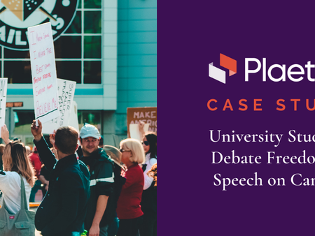 CASE STUDY: Students Debate Freedom of Speech on Campus