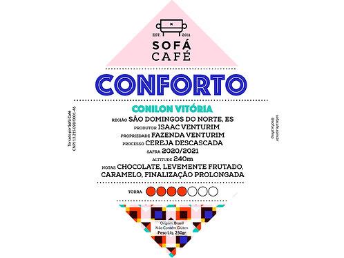 CONFORTO | conilon vitória