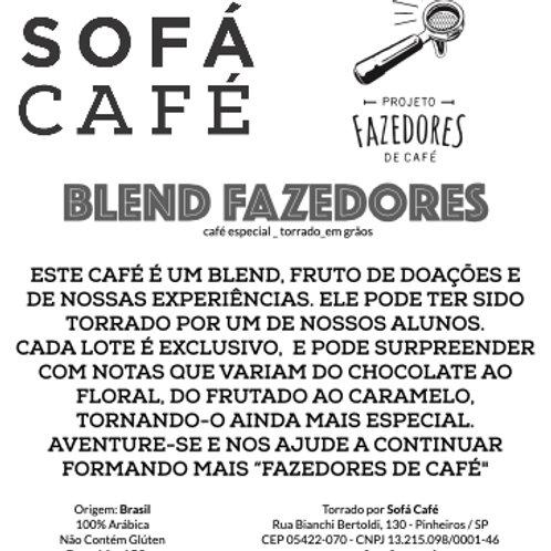 Blend FAZEDORES DE CAFÉ