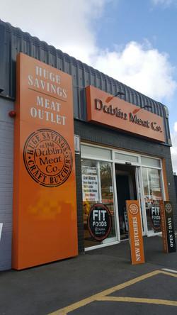 Dublin Meat Co. Foam Pvc