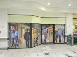Window Graphics Full Colour On Vacant Units