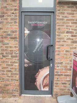 Cleverly Designed One Way Film Window Graphics_Tranquility Drogheda