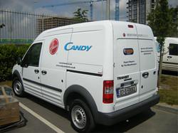 Candy Fleet Graphics