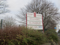 School signs - Exterior Metal Sign