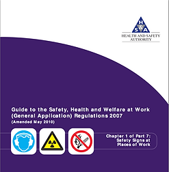 Health and safety at work guide