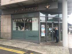 Original Pharmacy Shop Front