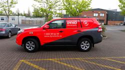 Dyno Fleet Graphics