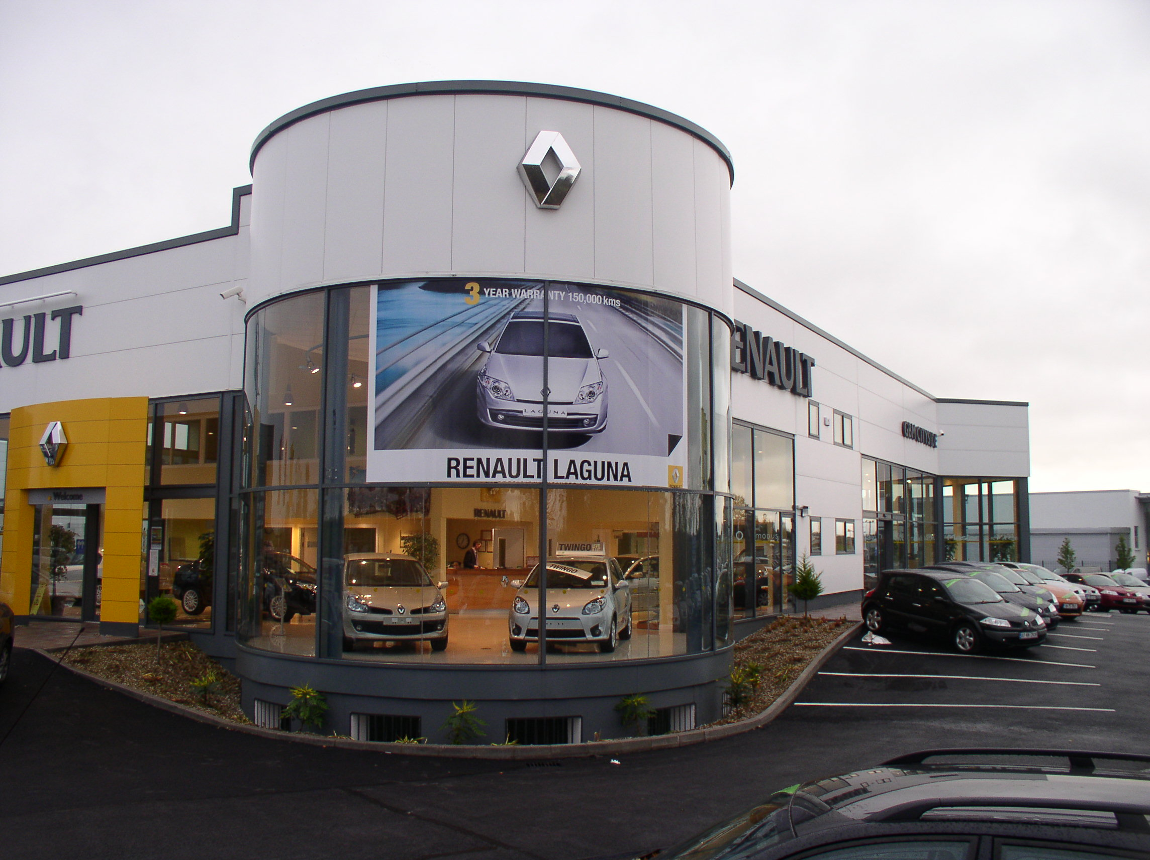 Full colour window graphics nationwide installation - Copy
