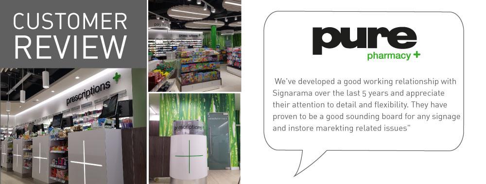 Pure-Pharmacy_Signarama-Customer-Review.