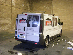 Vehicle Graphics_Printed Product Image