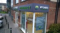 McCabes Pharmacy Rebrand Ridgewood - Shop Front Signage