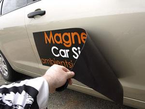 Magnetics Signage