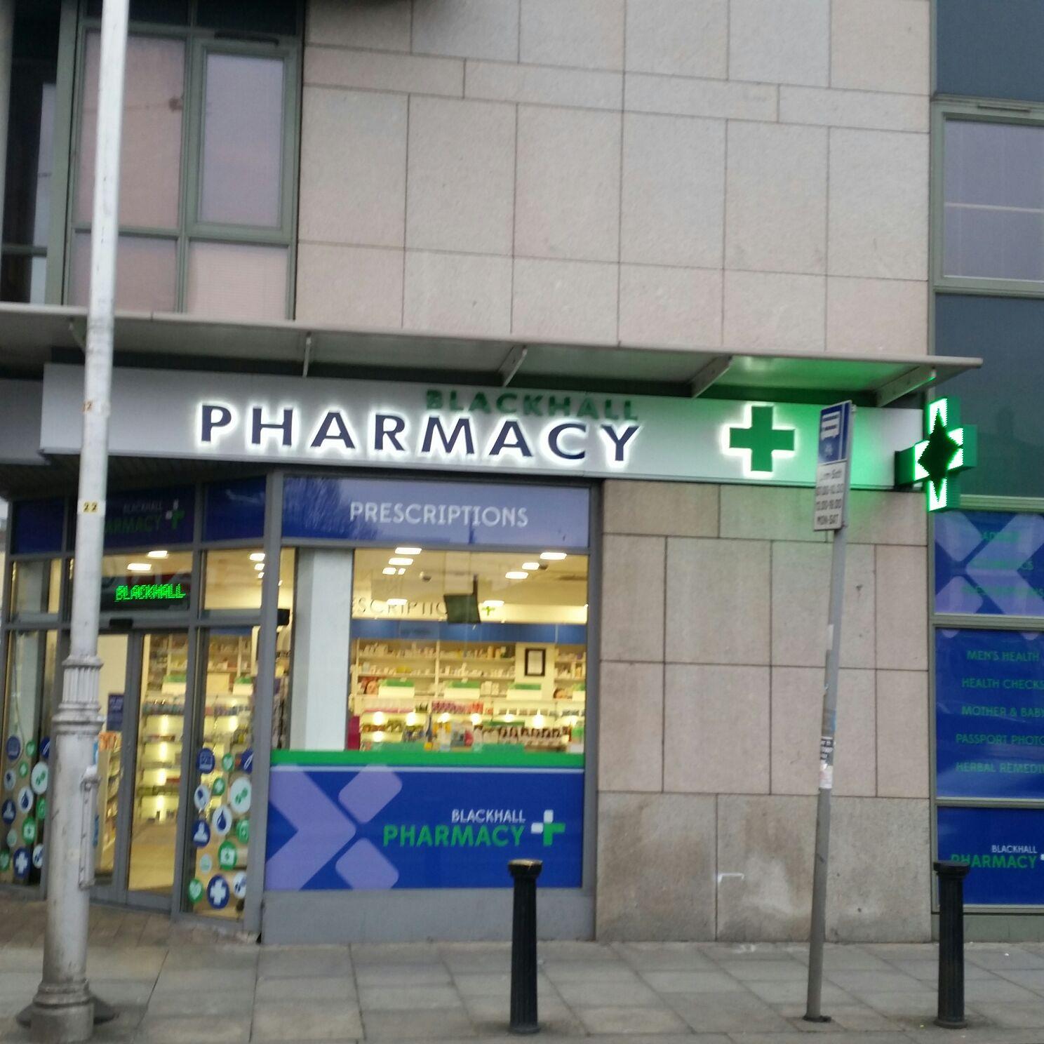 Pharmacy Exterior Signage_Pharmacy L