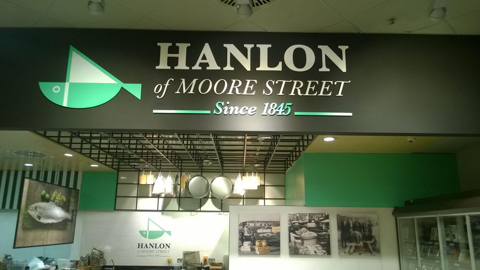 HANLON MOORE STREET FOAM PVC