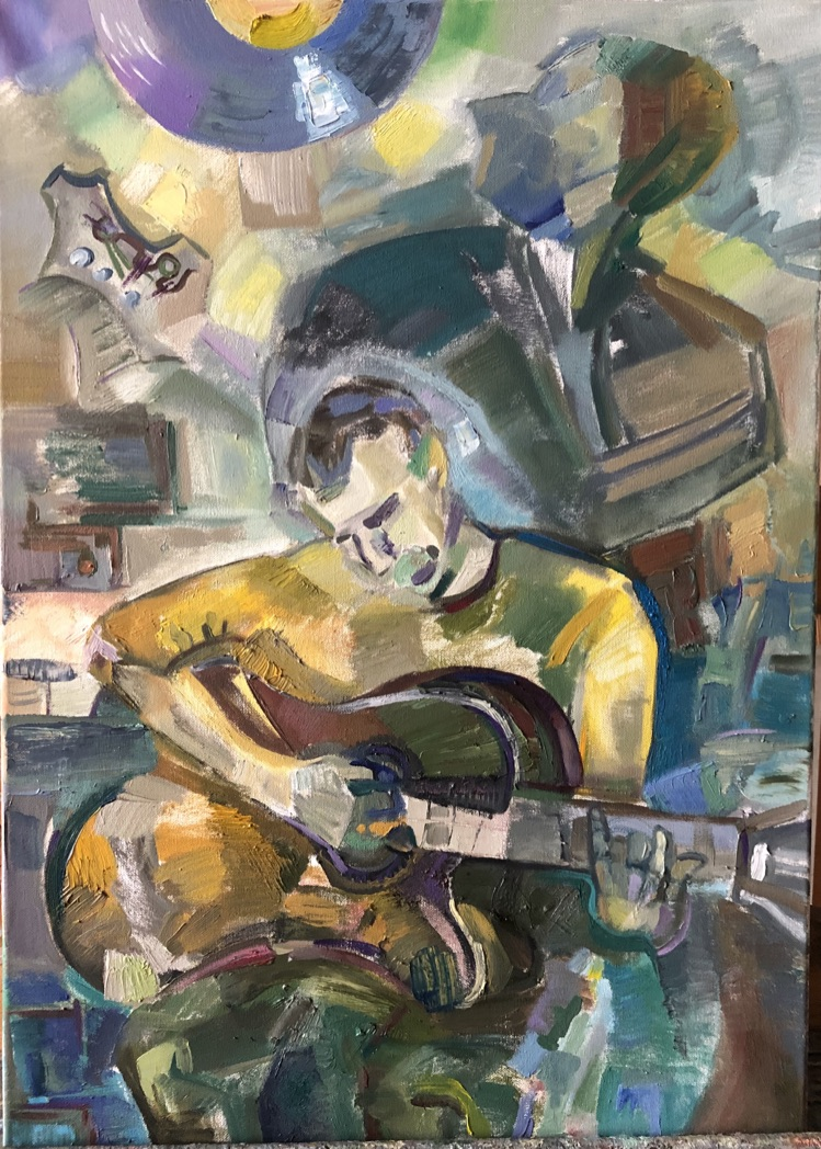 Kvitancia by Anastasiia Kruglova