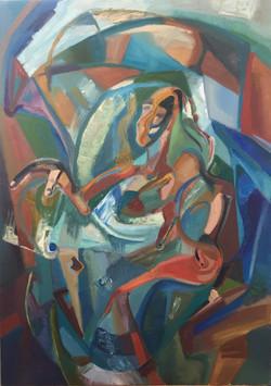 Muse by Anastasiia Kruglova