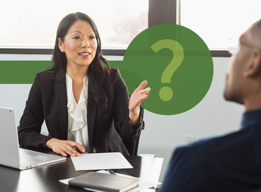 The 4 questions to go through with the prospect during your initial sales conversation