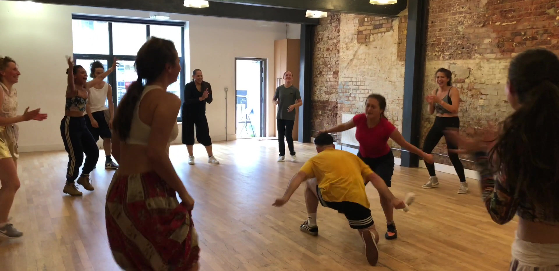 Summer Intensive 2019 - Folk Video.mov